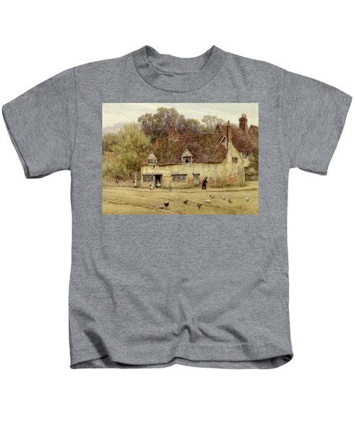 By The Old Cottage Kids T-Shirt