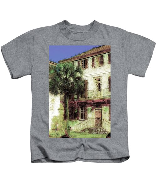 Charleston Homes Kids T-Shirt