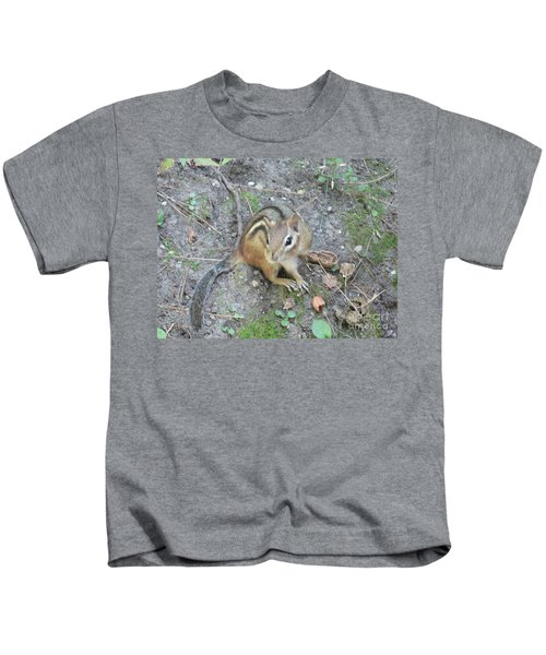 Chipmunk Feast Kids T-Shirt