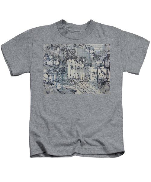 City Doodle Kids T-Shirt