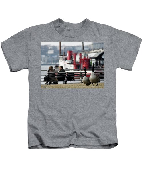 City Geese Kids T-Shirt