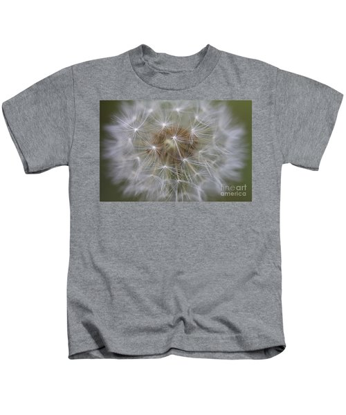Dandelion Clock. Kids T-Shirt