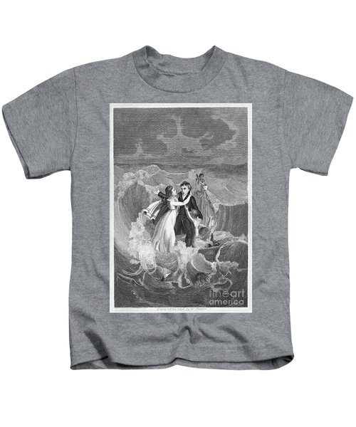 Death Of Missionary, 1822 Kids T-Shirt