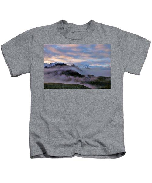 Denali Dawn Kids T-Shirt