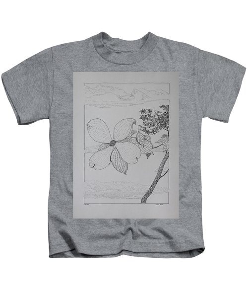 Dogwood  Kids T-Shirt