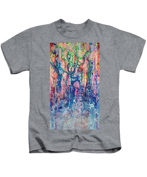 Dream Of Our Souls Awake Kids T-Shirt