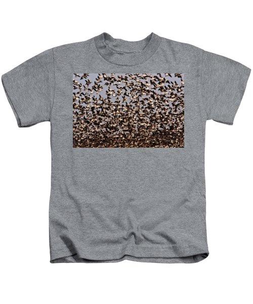 Duck Wall Kids T-Shirt