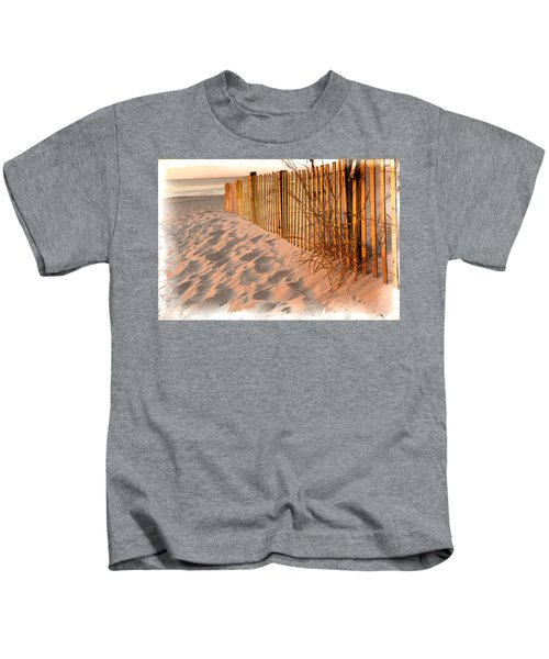 Dune Fence Kids T-Shirt