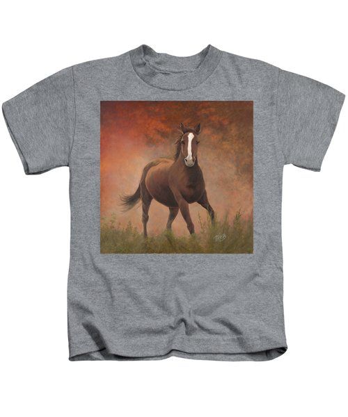 Early Morning Light Kids T-Shirt