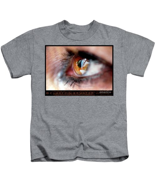Eye Don't Know Kids T-Shirt