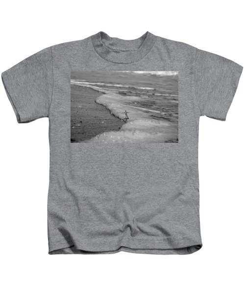 Falling For The Sea Kids T-Shirt