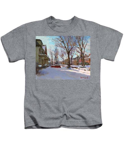 Fresh Snow Kids T-Shirt