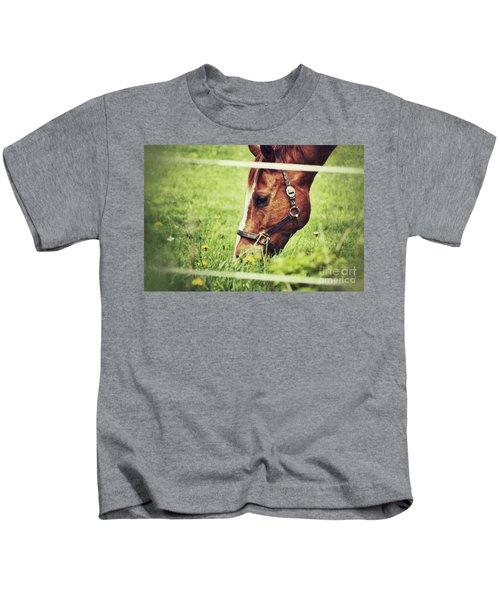 Grazing Kids T-Shirt