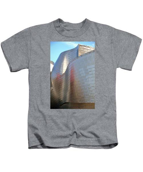 Guggenheim Museum Bilbao - 2 Kids T-Shirt