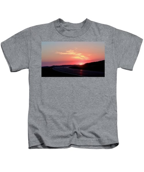 Highway To The Sky Kids T-Shirt