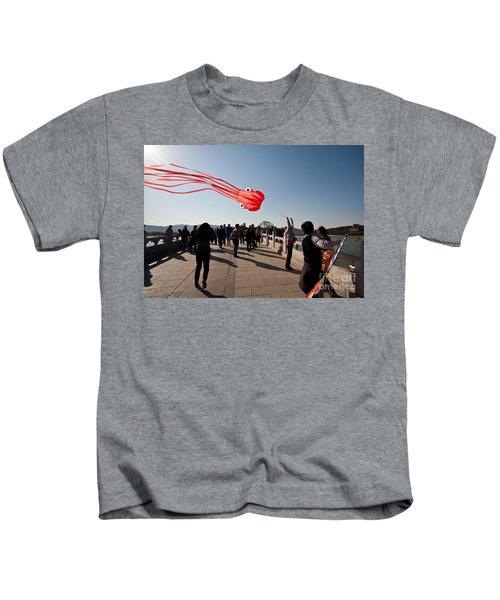 Kite Aloft Kids T-Shirt