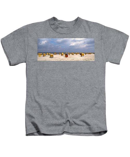 Laboe Beach ... Kids T-Shirt