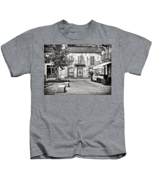 Little Italian Corner Kids T-Shirt