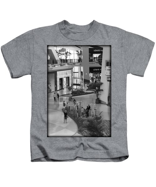 Mall Life Kids T-Shirt