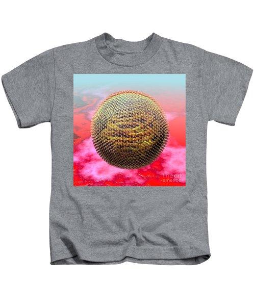 Measles Virus Kids T-Shirt