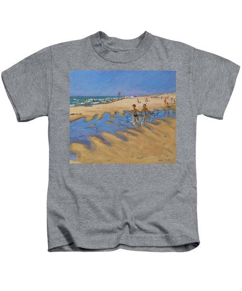 Montalivet France Kids T-Shirt