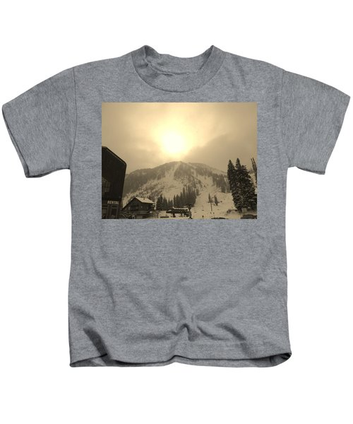 Morning Light Kids T-Shirt