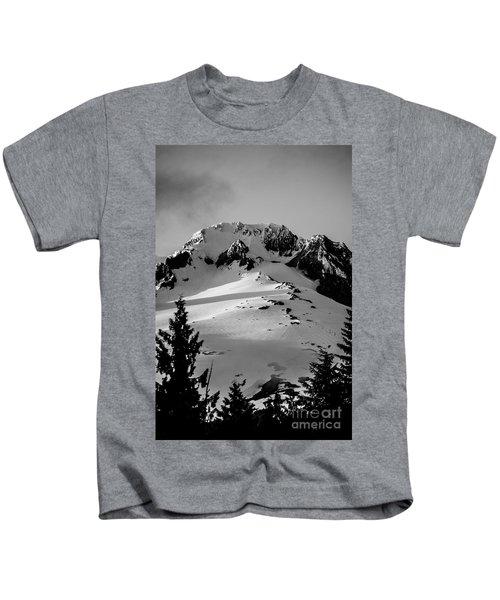Mount Hood Zig Zag Kids T-Shirt