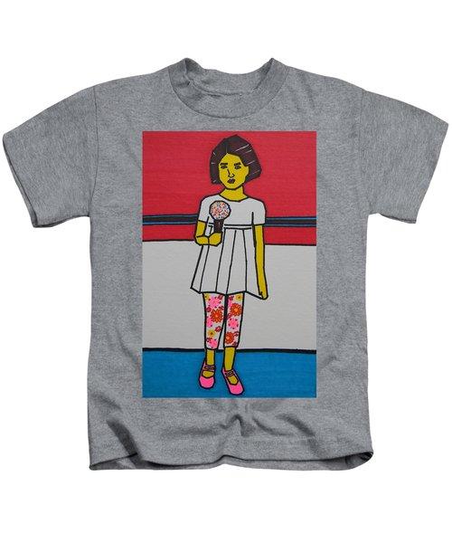 My Ice Cream  Kids T-Shirt