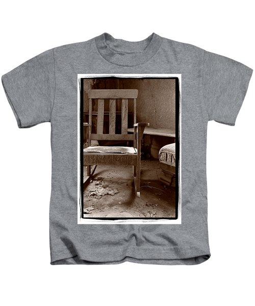 Old Chair Bodie California Kids T-Shirt