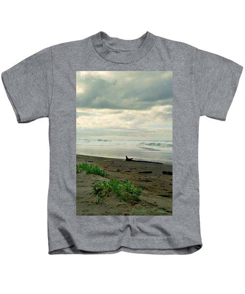 Oregon Coast 17 Kids T-Shirt