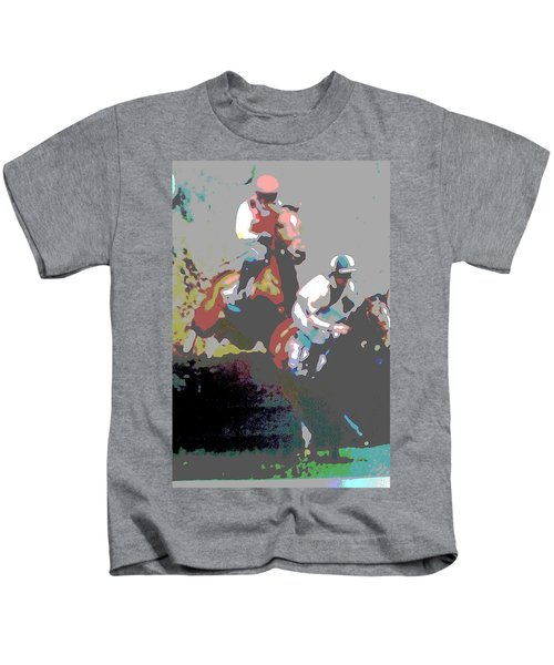 Point To Point Kids T-Shirt