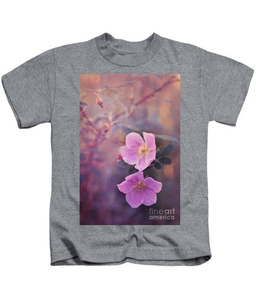 Prickly Rose Kids T-Shirt