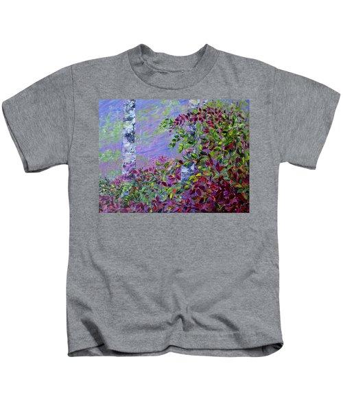 Purple Haze Kids T-Shirt