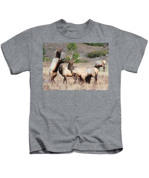 Put Up Your Dukes Kids T-Shirt
