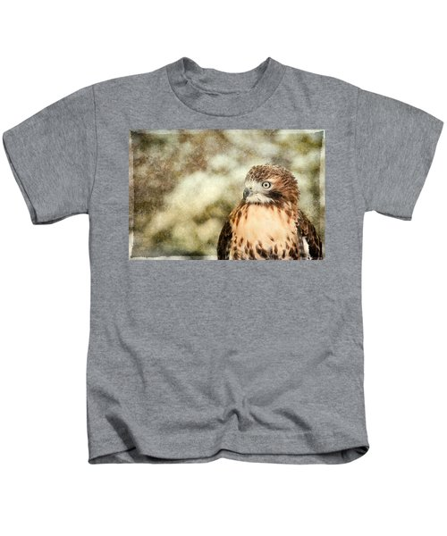 Red Tail Kids T-Shirt