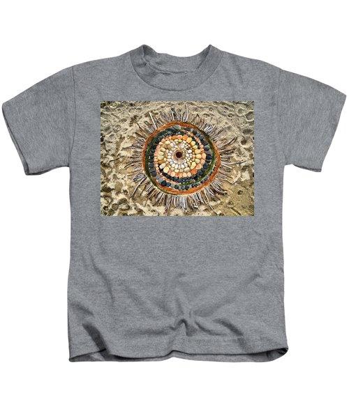 Sand Art Kids T-Shirt