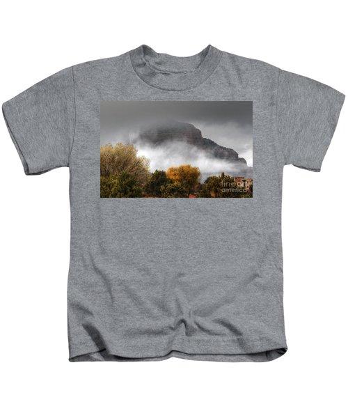 Sedona Fog Kids T-Shirt