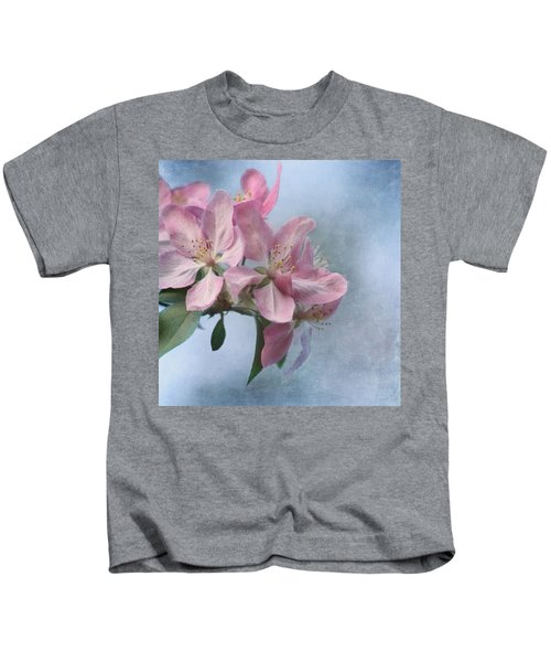 Spring Blossoms For The Cure Kids T-Shirt