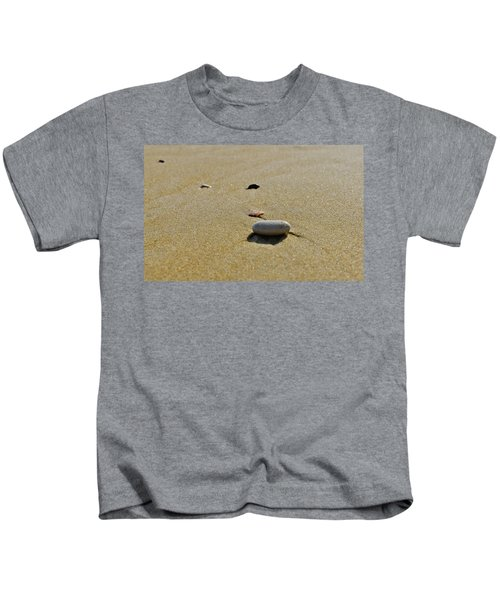 Stones In The Sand Kids T-Shirt