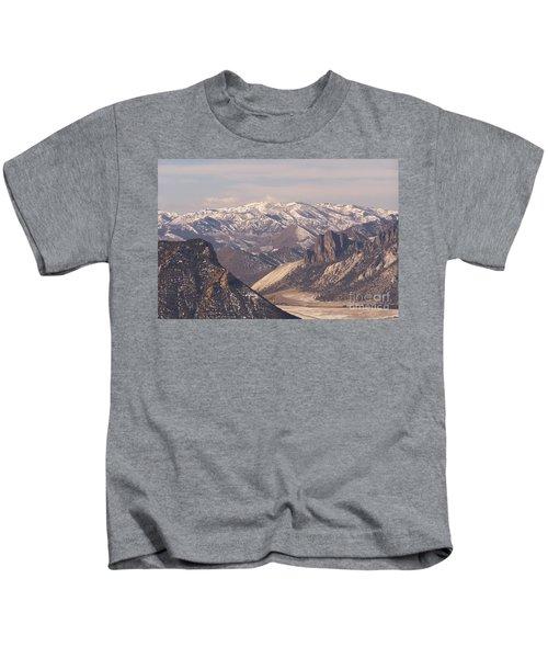 Sunlight Splendor Kids T-Shirt