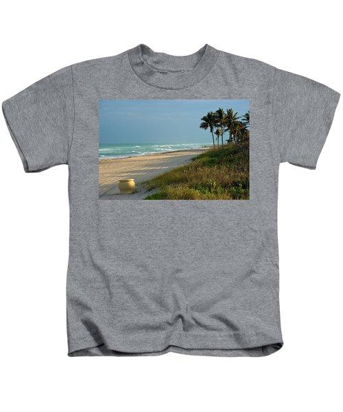 Sunset Pot Kids T-Shirt