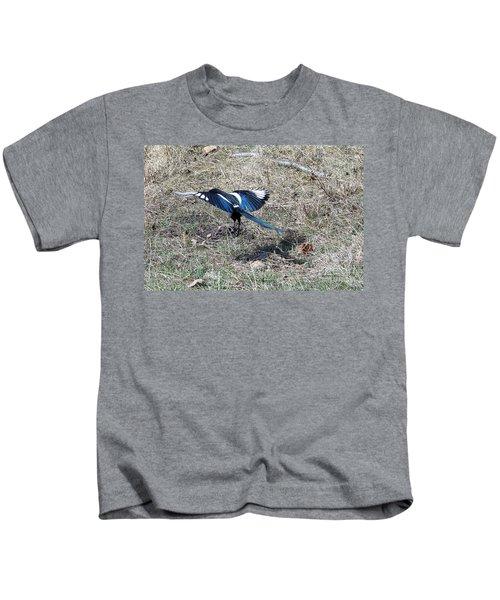 Taking Off Kids T-Shirt