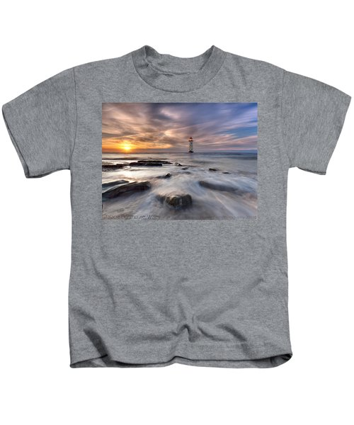Talacre Lighthouse  Kids T-Shirt