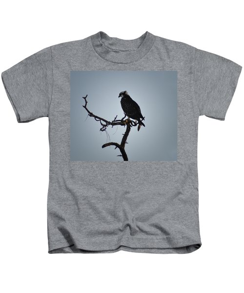 The Osprey Kids T-Shirt by Bill Cannon