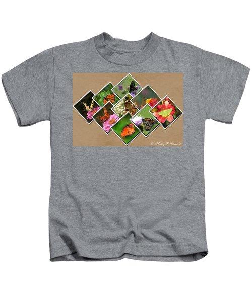 Them Glorious Butterflies Kids T-Shirt