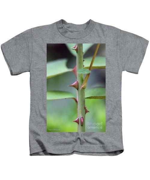 Thorny Stem Kids T-Shirt