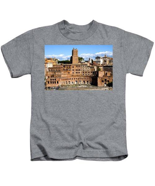 Trajan's Market  Kids T-Shirt