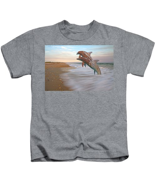 Unknown Thought Kids T-Shirt