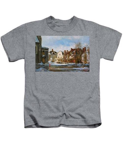 West Ferry Street Kids T-Shirt