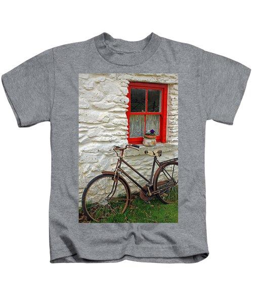 Red Window Kids T-Shirt